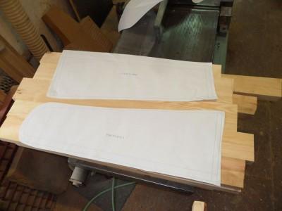 Výkresy pro výrobu schodiště 1:1 - stupně